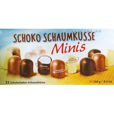 Grabower Schoko Schaumkusse Minis