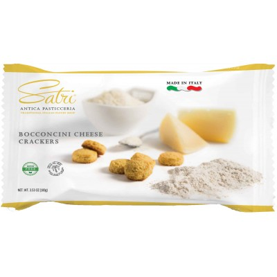 Satri Cheese Crackers in Tray