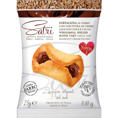 Satri Farfallina Chocolate Hazelnut Single Serve