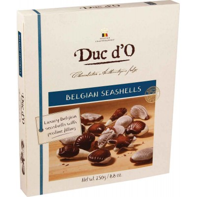 Duc dO Milk Chocolate Seashells Gift Box