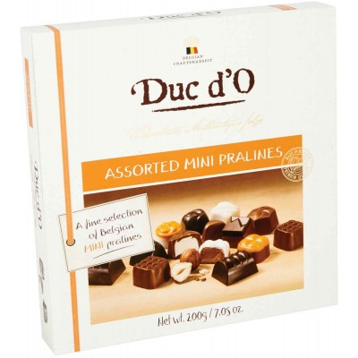 Duc dO Assorted Mini Praline Gift Box