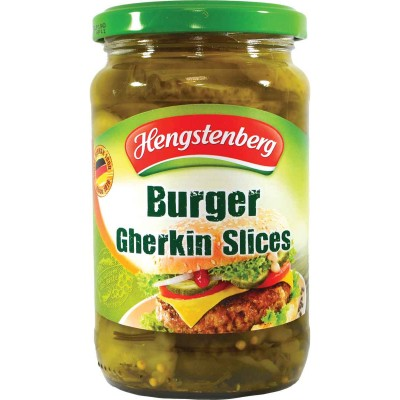 Hengstenberg Hamburger Dill Pickle Chips