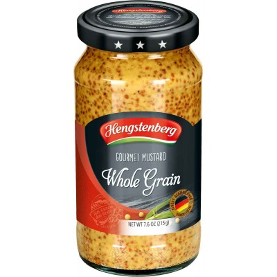 Hengstenberg Whole Grain Mustard