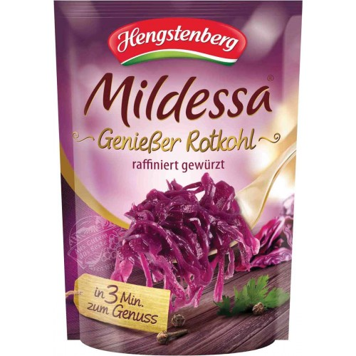 Hengstenberg Red Cabbage Pouch
