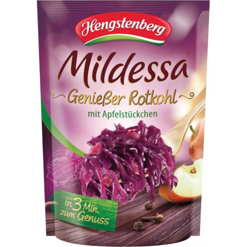 Hengstenberg Red Cabbage with Apple Pouch