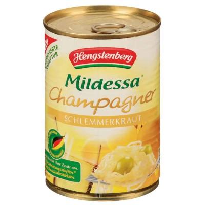 Hengstenberg Mildessa Champagne Sauerkraut