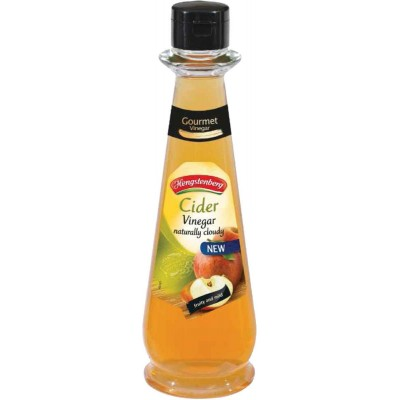 Hengstenberg Cloudy Apple Cider Gourmet Vinegar