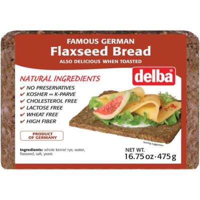 Delba Flaxseed Bread
