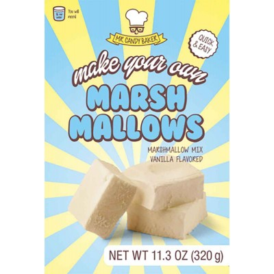 Mr. Candy Baker Make Your Own Vanilla Marshmallo Kit