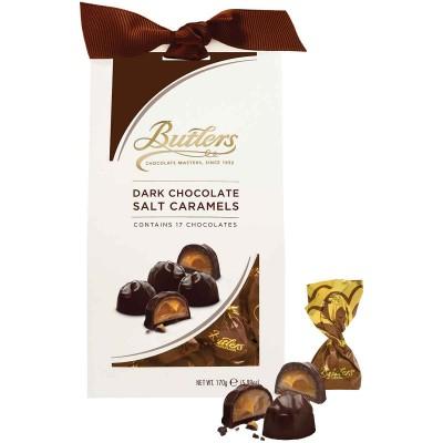 Butlers Dark Chocolate Sea Salt Caramels
