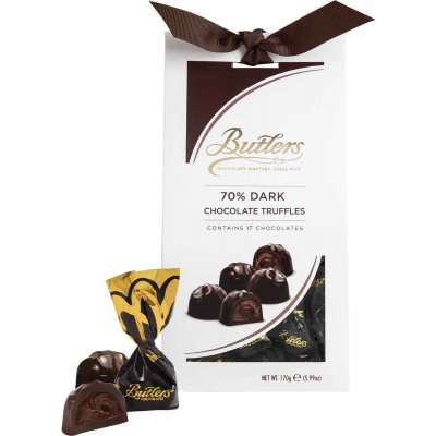 Butlers 70% Dark Chocolate Truffles