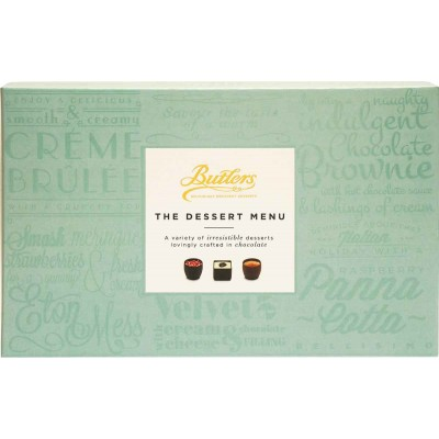 Butlers Dessert Menu Assorted Gift Box