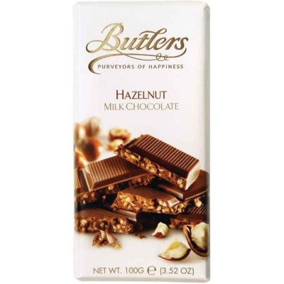 Butlers Milk Hazelnut Bar