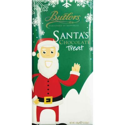 Butlers Santa Treat Milk Chocolate Bar