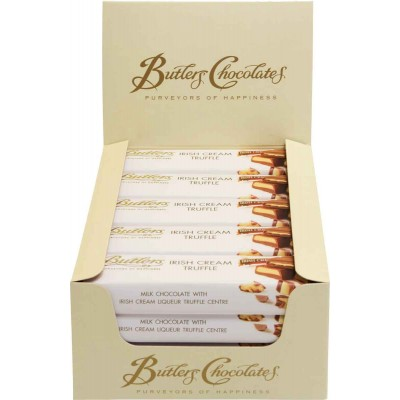 Butlers Irish Cream Truffle Bar