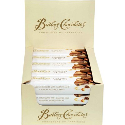 Butlers Caramel Crunch Bar