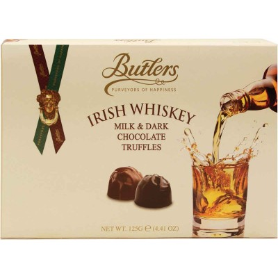 Butlers Irish Whiskey Truffle Gift Box