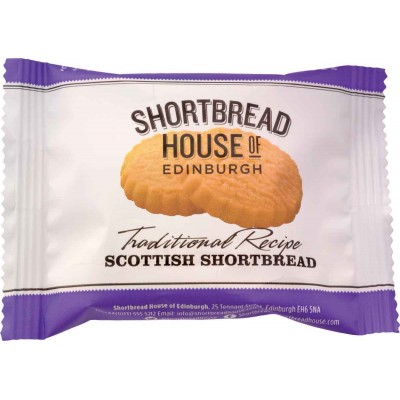 Shortbread House of Edinburgh Original Shortbread Rounds 2 Pack