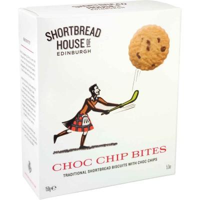 Shortbread House of Edinburgh Chocolate Chip Shortbread Bites Box