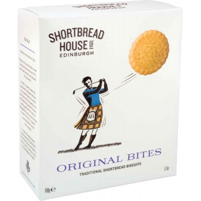 Shortbread House of Edinburgh Shortbread Bites Box