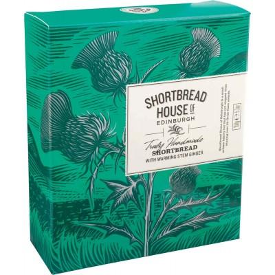 Shortbread House of Edinburgh Stem Ginger Shortbread