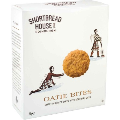 Shortbread House of Edinburgh Oaties Bites Box