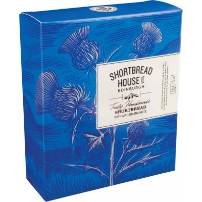 Shortbread House of Edinburgh Macadamia Nut Shortbread Bites Box