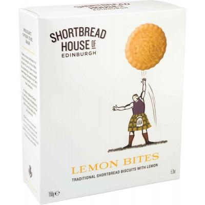 Shortbread House of Edinburgh Sicilian Lemon Shortbread Bites Box