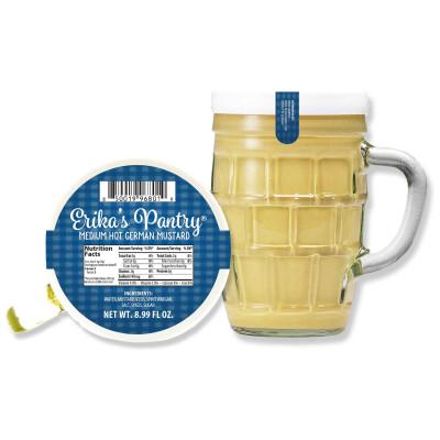 Erika's Pantry Medium Hot Mustard Mug