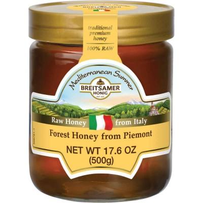 Mediterranean Summer Piemont Forest Honey