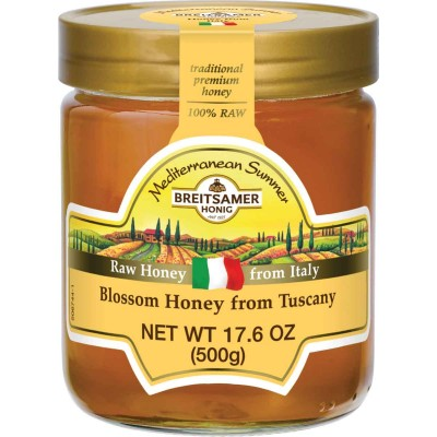 Mediterranean Summer Tuscany Honey