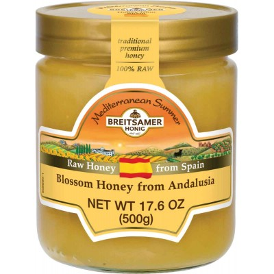Mediterranean Summer Andalusia Honey