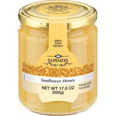 Sapimiel Sunflower Honey