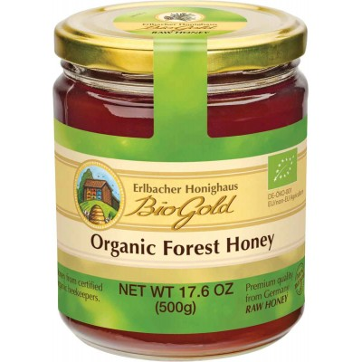 BioGold Organic Forest Honey