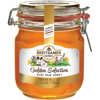Breitsamer Golden Selection Honey