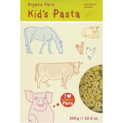 Alb-Gold Organic Farm Shapes Kid Pasta