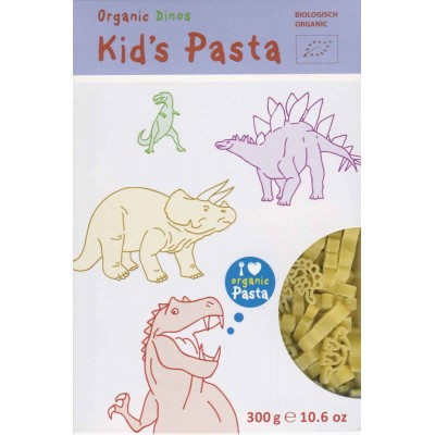 Alb-Gold Organic Dinosaur Shapes Kid Pasta