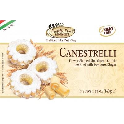 Fratelli Fiori Canestrelli Sugar Dusted Shortbread