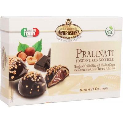 Ambrosiana Pralinati Hazelnut Cream Shortbread