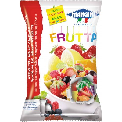 Mangini Frutta Assorted Fruit Bon Bons
