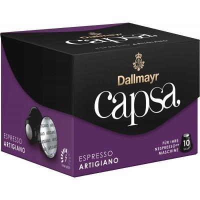 Dallmayr Espresso Artigiano Capsa Coffee for Nespresso