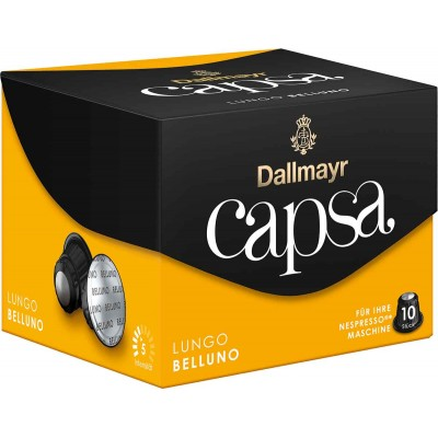 Dallmayr Lungo Belluno Capsa Coffee for Nespresso