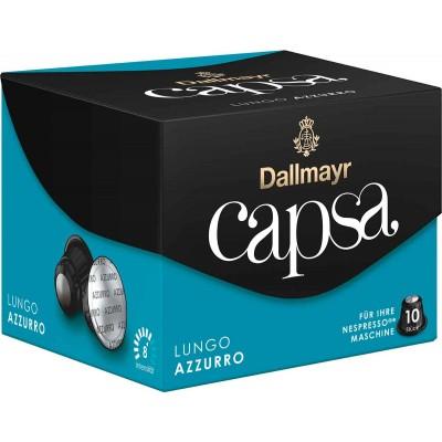 Dallmayr Lungo Azzurro Capsa Coffee for Nespresso