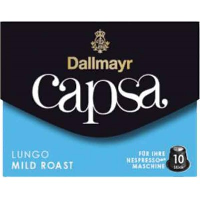 Dallmayr Lungo Mild Roast Capsa Coffee for Nespresso
