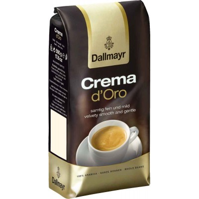 Dallmayr Crema Doro Whole Bean Coffee