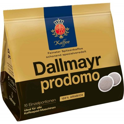 Dallmayr Prodomo Single Serve Pods 16 Pack