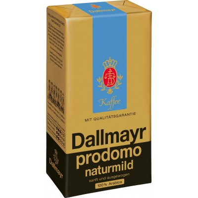 Dallmayr Prodomo Naturmild Ground Coffee