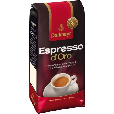 Dallmayr Crema Doro Espresso Whole Bean Coffee