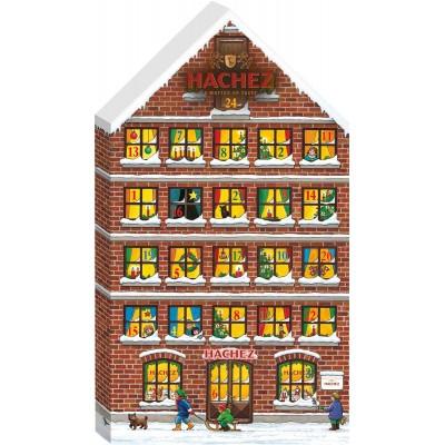 Hachez Christmas House Advent Calendar