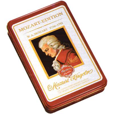 Reber Mozart Kugel Anniversary Tin 24 PC